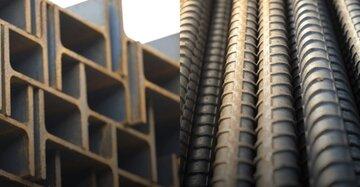 عرضه ۱۴۷ هزار تن میلگرد و تیرآهن در بورس کالا