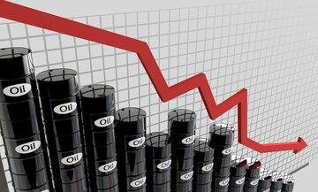 سقوط قیمت نفت از ترس کرونا