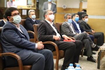 آیین افتتاح معاملات آتی نقره و حراج باز