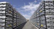 افت ۰.۴ درصدی قیمت آلومینیوم در بورس لندن