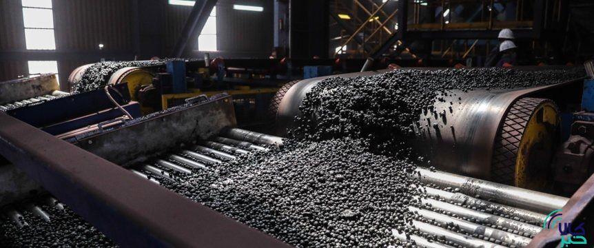 کنسانتره سنگ آهن
