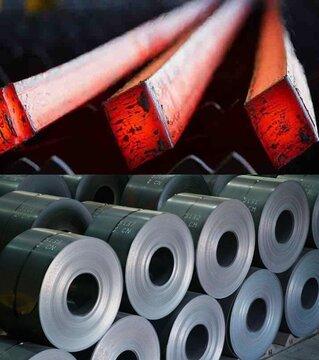شمش فولادی و ورق گرم در فهرست پذیرش های جدید بورس کالا