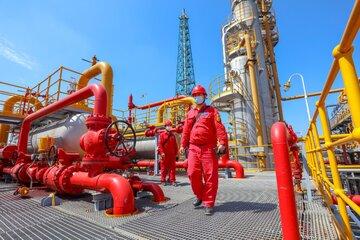 تولید گاز طبیعی در چین همچنان در حال افزایش است