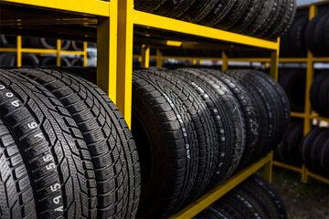 معامله ۵۸ هزار حلقه تایر خودرو در بورس کالا