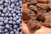 عرضه ۴۵ هزار تن سنگ آهن دانه بندی و گندله در بورس کالا