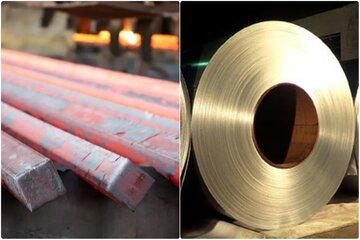 معامله ۶۳ هزار تن شمش بلوم و ورق فولادی در بورس کالا