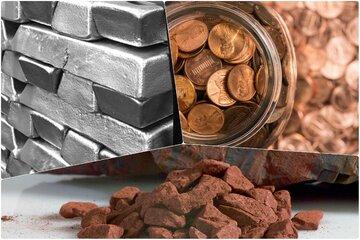 روند صعودی قیمت فلزات اساسی در پنجمین ماه سال ۲۰۲۱