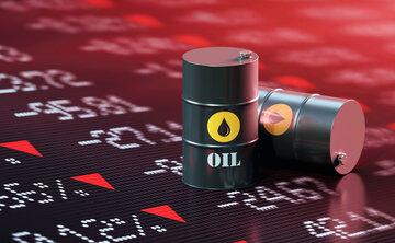 قیمت نفت کوتاه آمد
