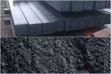 پذیرش شمش فولاد و کنسانتره سنگ آهن دو شرکت در بازار اصلی