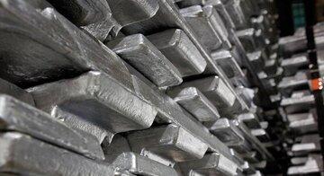 افت ۰.۵ درصدی قیمت آلومینیوم در بازار جهانی
