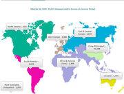 رشد تولید جهانی آلومینا در ماه ژوئن سال جاری