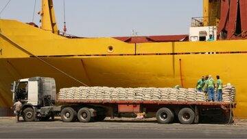 رشد ارزآوری با صادرات سیمان از بورس کالا
