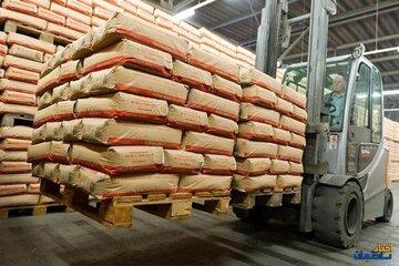 معامله پرحجم سیمان در بورس کالا