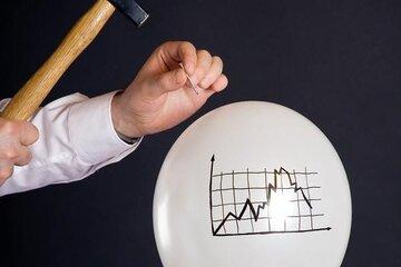حباب بازار سنگآهن ترکید