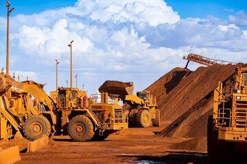 ریزش سهام ۵۰ غول معدنی دنیا